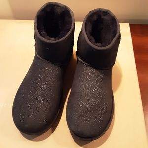 UGG Classic Mini Sparkle Boot